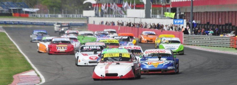 """El Zonal """"Córdoba Pista"""" se presente  en el Autódromo Internacional de Termas"""