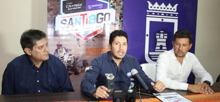 Presentaron el Rally Raid Argentino de navegación 2018