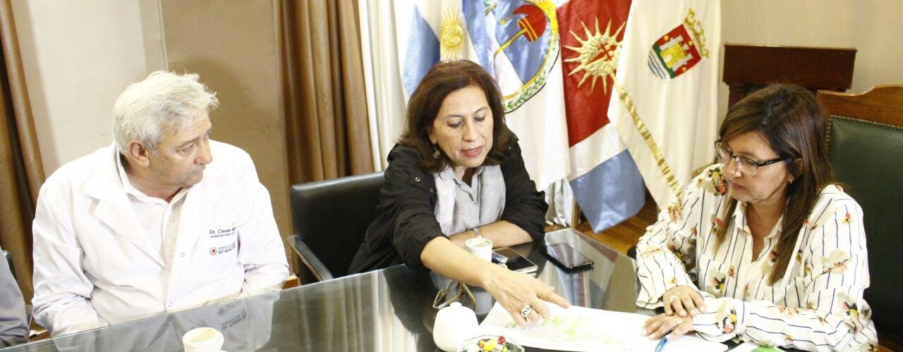 Salud y el Municipio de la Capital trabajan  juntos para la prevención del dengue