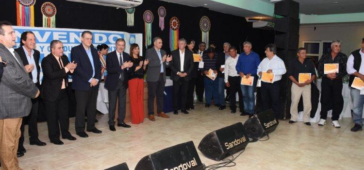 Sanitaristas santiagueños celebraron su día