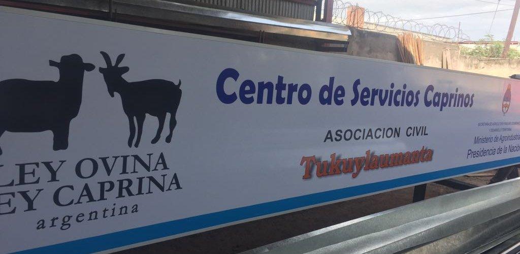 Avanza la construcción de un Centro de Servicios Caprinos gestionado por Agricultores Familiares