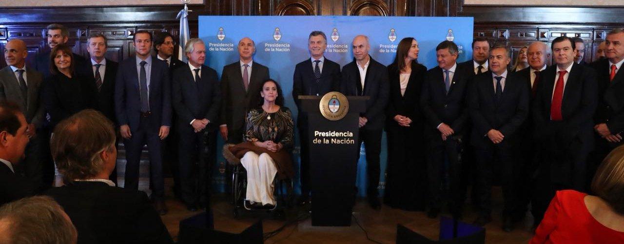 """El Gobernador participó de la inauguración  de la jornada """"Argentina sin narcotráfico"""""""