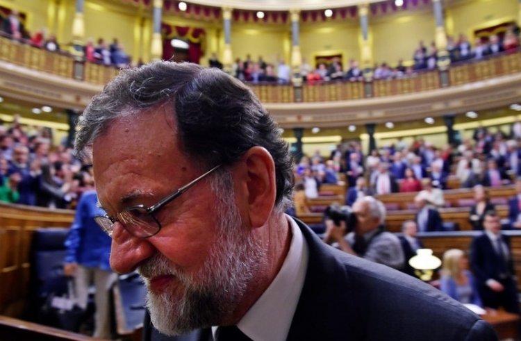 Mariano Rajoy, el primer mandatario español en sufrir una moción de censura exitosa