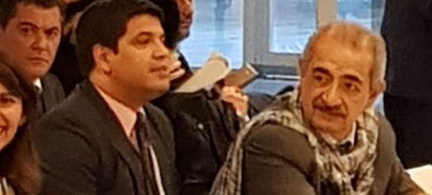 Ministro Daives participó de reunión  del Consejo Federal de Justicia