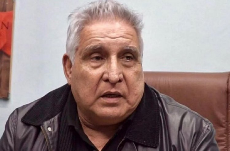 """La Plata: disfrazados de policías, entraron a robar en la casa del """"Pata"""" Medina"""