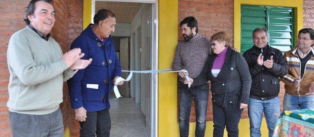 Entregan viviendas sociales en Pozo Hondo  y en Cashico en el departamento Jiménez