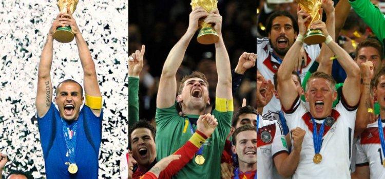 Dominio absoluto: por cuarto Mundial consecutivo, la copa irá a manos europeas
