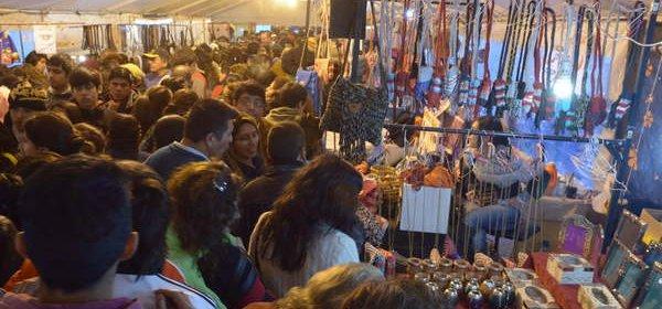 José Luis Salinas presentará su  nueva chacarera en la Feria Artesanal