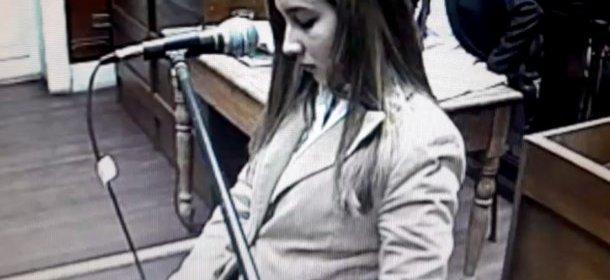 Nahir Galarza podría convertirse en la mujer más joven condenada a cadena perpetua