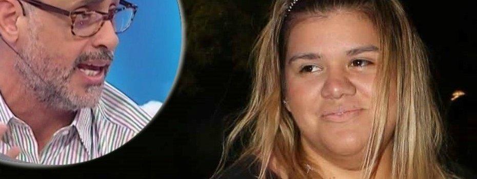 Jorge Rial contó por qué trasladó a su hija a una clínica psiquiátrica