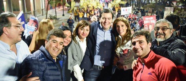 Contundente triunfo del Frente Cívico por Santiago