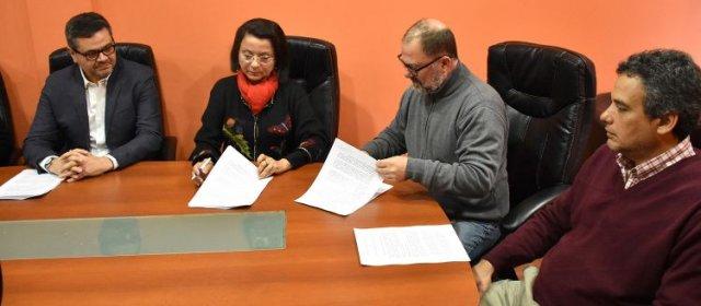 Convenio entre la Secretaría de Trabajo y la  Cámara de la madera de Santiago del Estero