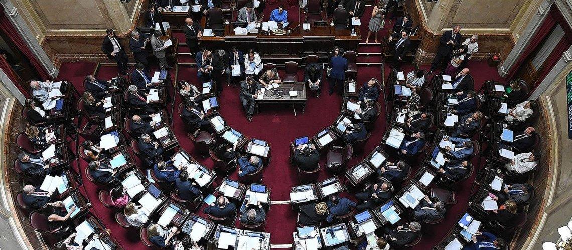 Sigue el debate por el aborto en el Senado y se votará cerca de la medianoche