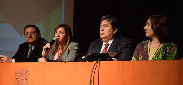 """Norma Fuentes participó de la primera jornada de """"Salud y Medio ambiente"""""""