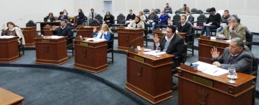 El Concejo Deliberante realizo un reconocimiento a los maestros