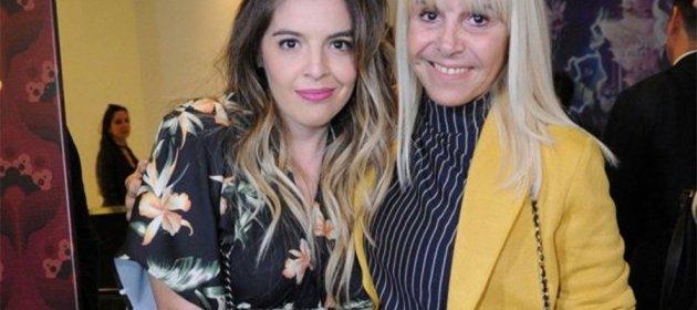 Claudia Villafañe se animó y habló por primera vez sobre el embarazo de Dalma Maradona