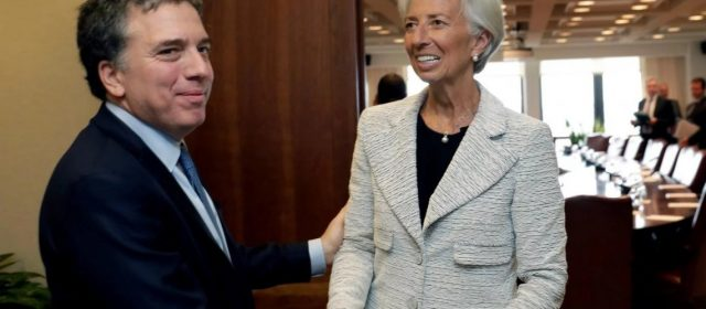 Dujovne anunciará mañana junto a Lagarde el nuevo acuerdo con el FMI