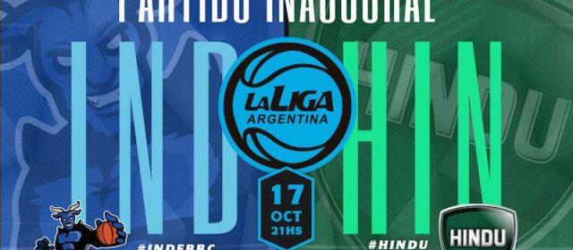 Independiente inaugura la temporada 2018/19 de la LAB ante Hindú