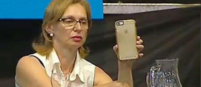 La ex senadora Beatriz Alperovich declaró en el juicio por el crimen de Paulina Lebbos