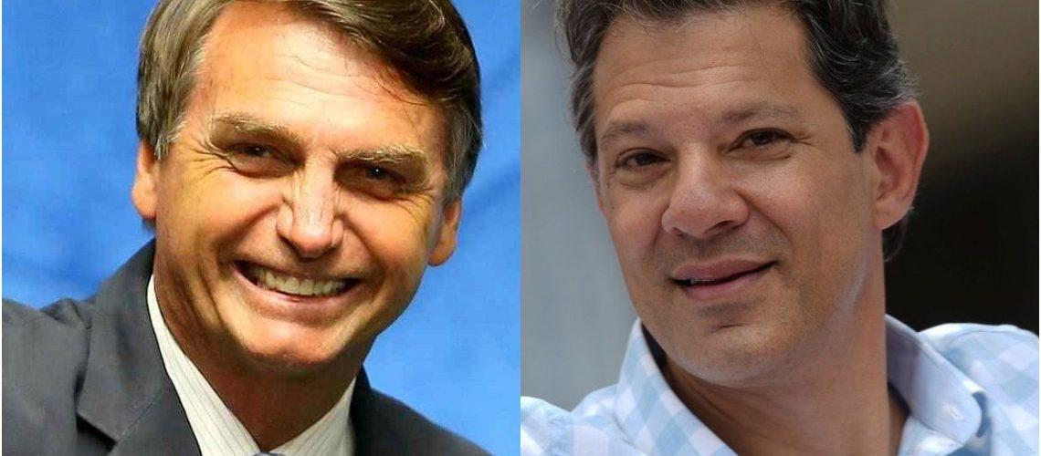 Bolsonaro arrasa en las urnas y quedó cerca de ganar en primera vuelta