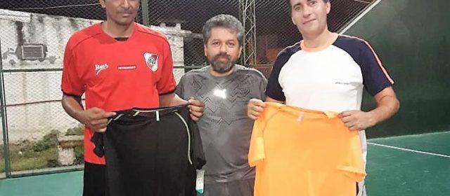 Romero y Gagero campeones en 5ta y Nieto-Juarez en 7ma en Noches Blancas