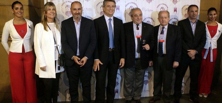 Gastronomía santiagueña cautivó Vinos y Bodegas