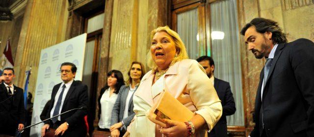 """Elisa Carrió: """"Si esto no cambia, mi relación será irreversible"""""""