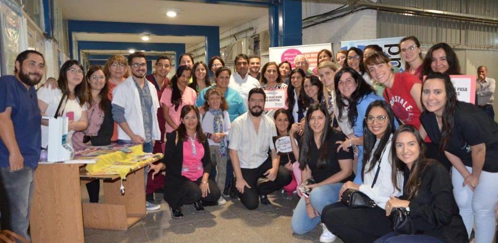Ministra de Salud participó de actividad  del Día Mundial de Salud Mental