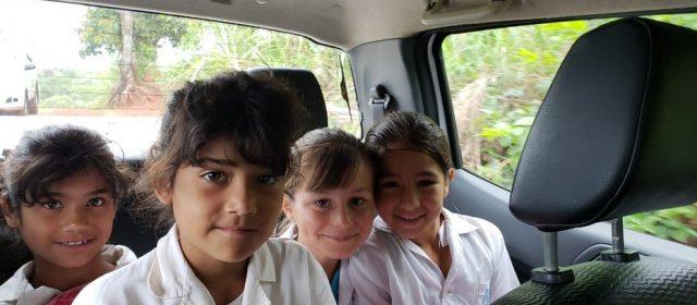 Después de 2 décadas, los chicos de una escuela de Misiones no tienen que mojarse para ir a clase
