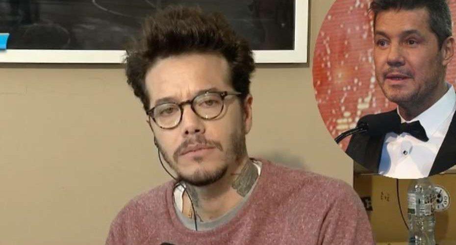 ¡Otra vez! Sebastián Ortega y un nuevo palito para Marcelo Tinelli