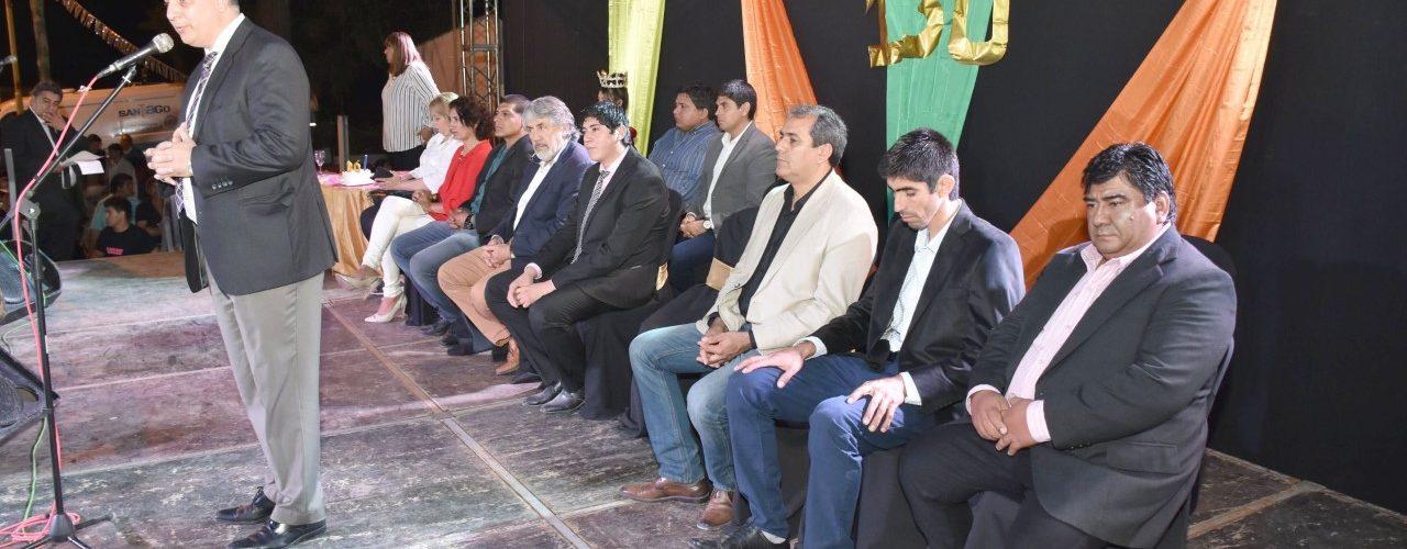 Estación Taboada celebró el 130º aniversario