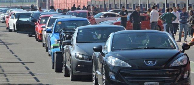 Track Day Argentina en el circuito de Termas