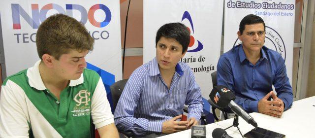 """V Encuentro Provincial """"Uniendo Metas- Jóvenes  Para el Futuro"""", en el Nodo Tecnológico"""