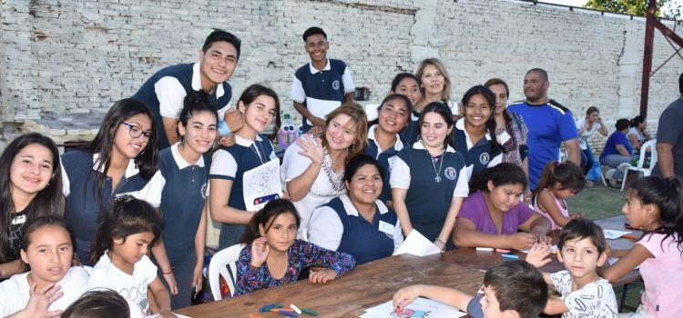 """Barrio Abierto """"Encuentro con la comunidad»"""