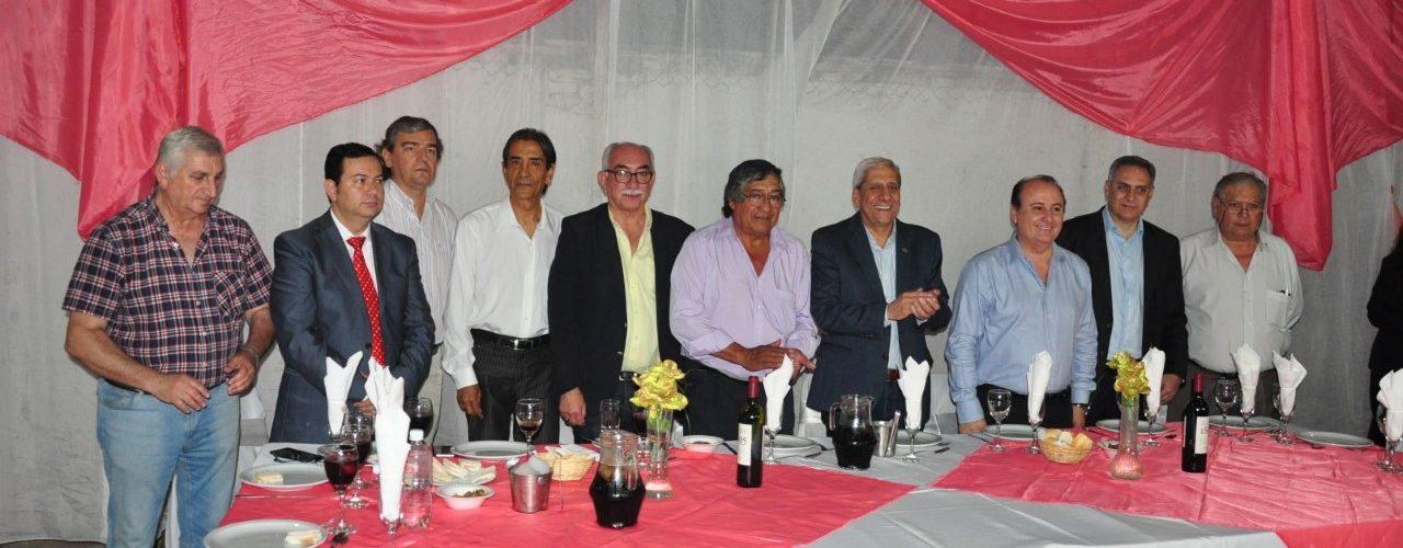 """Cena homenaje por el """"Día del Canillita"""""""