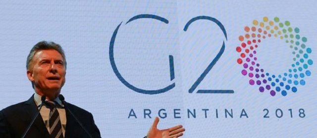 El Gobierno negocia las zonas en las que permitirá movilizaciones contra el G20