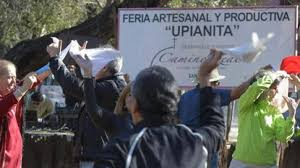 Alumbradas y rezabaile en Upianita este sábado