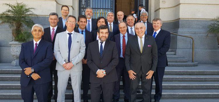 El Fiscal General Luis De la Rúa participó de las jornadas Justicia 2020