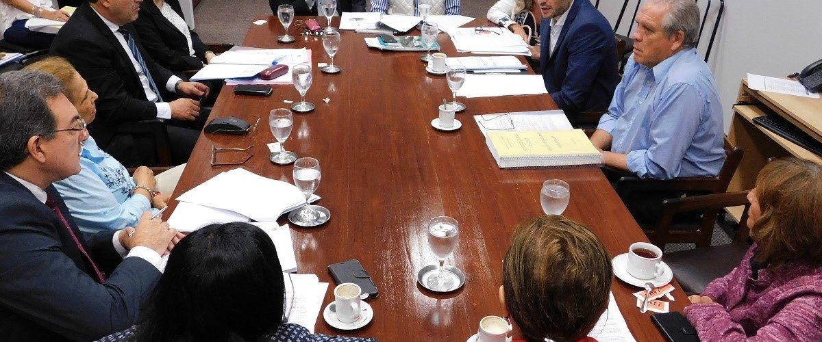 Funcionarios municipales expusieron sobre el presupuesto 2019