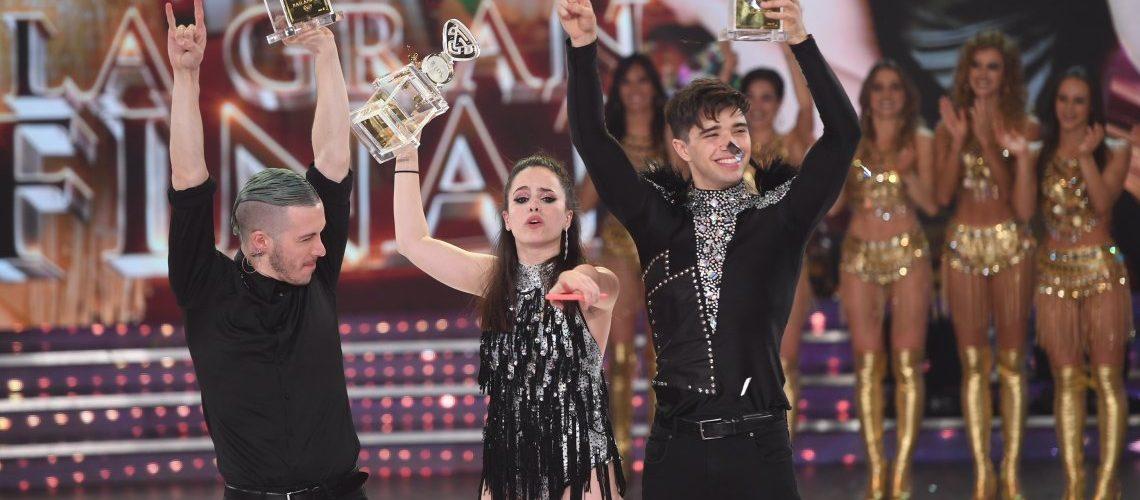 Sofía Morandi y Julián Serrano se consagraron campeones del Bailando 2018