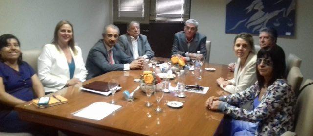 El Ministerio de Justicia se reunió con  el Comité Nacional contra la Tortura