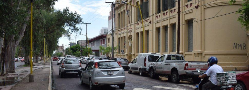 La municipalidad refuerza la señalización vial en la ciudad
