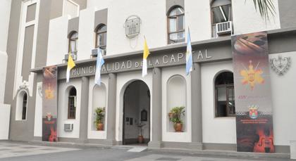 El municipio capitalino envió el proyecto de presupuesto al Concejo Deliberante