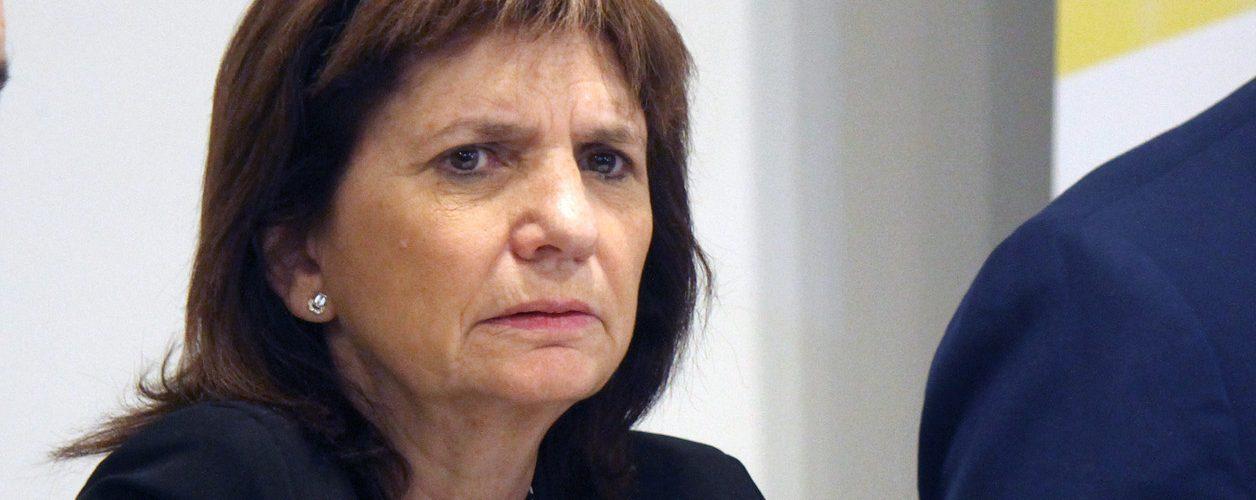 """Patricia Bullrich le respondió a Elisa Carrió y advirtió: """"Macri respalda el nuevo protocolo"""""""