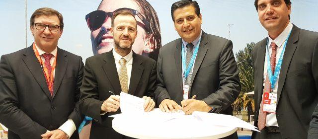 Acuerdo de Clúster Español de Turismo  Salud con Termas de Río Hondo