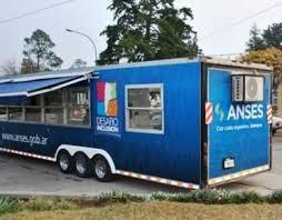 La oficina móvil de la ANSES esta visitando los diferentes barrios de la Capital e Interior provincial