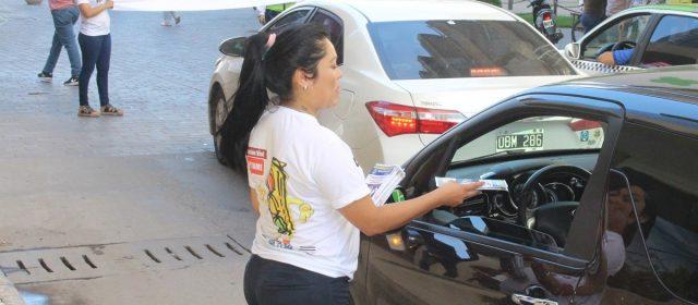 El Municipio inició una campaña de concientización y prevención en seguridad vial