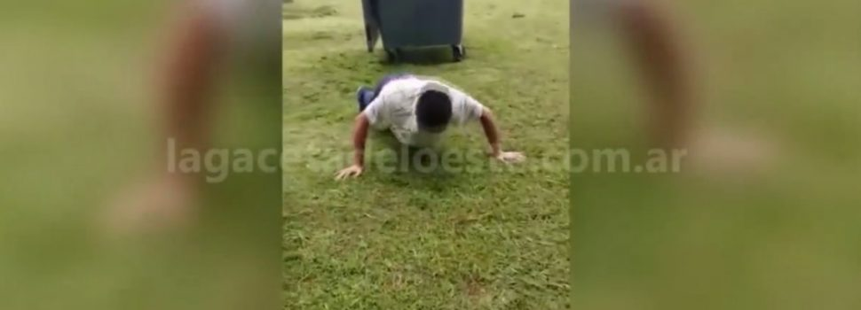 Chivilcoy: empleados de un cementerio se filmaron burlando a un compañero discapacitado