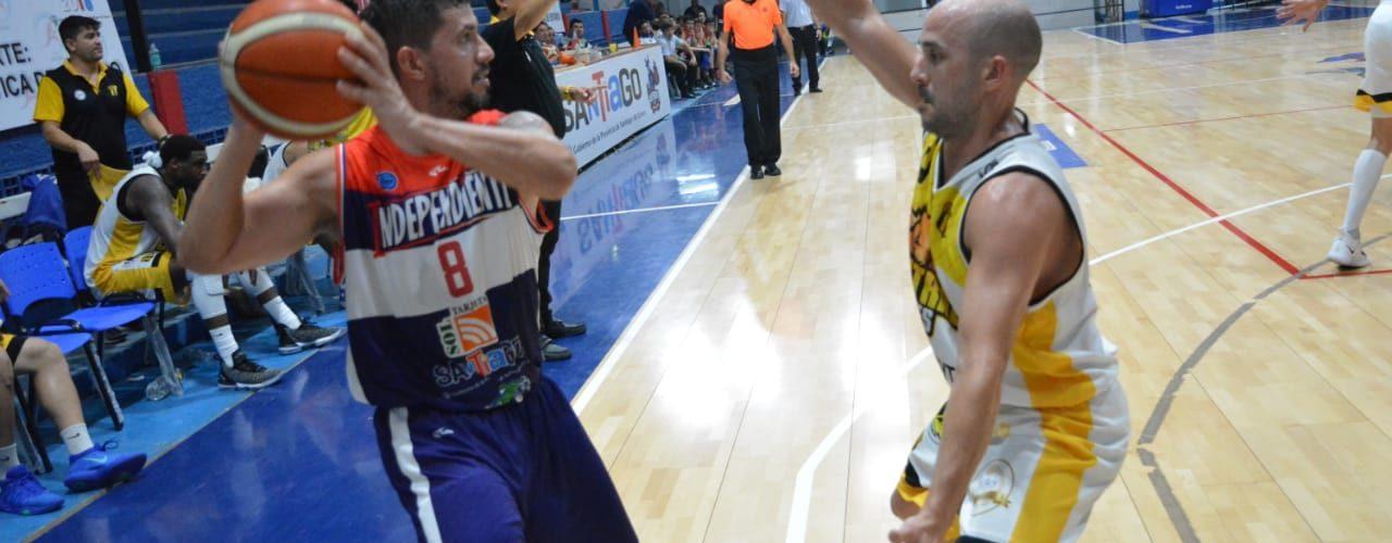 Central Ceres superó a Independiente en el Israel Parnas