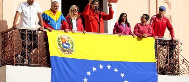 """Maduro denunció que Estados Unidos ordenó derrocarlo y rompió relaciones: """"Yankees go home"""""""